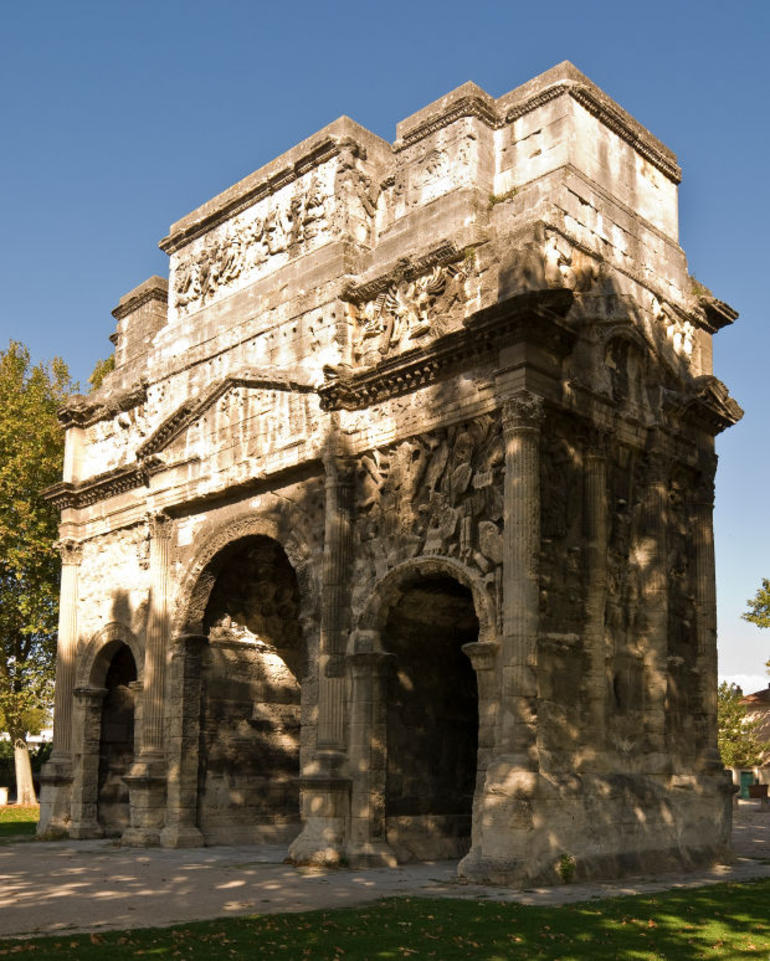 Arc de Triomphe at Orange - Avignon
