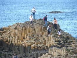 Giant's Causeway. , Douglas S - August 2011