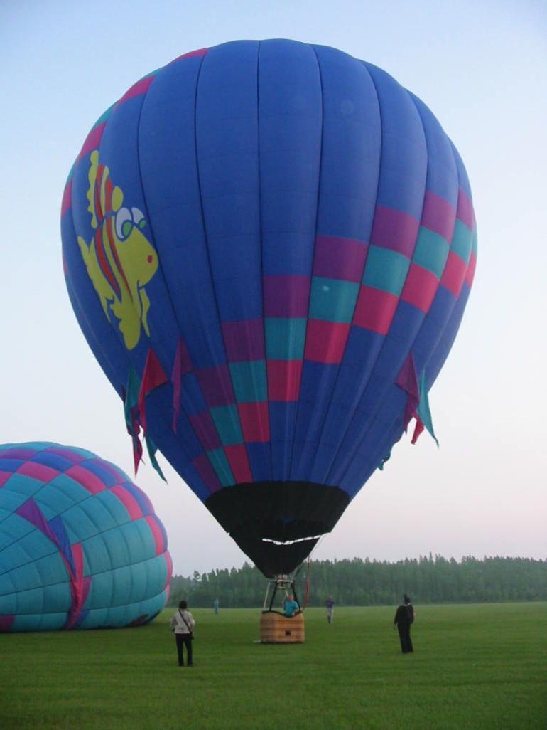 Fish Balloon - Orlando