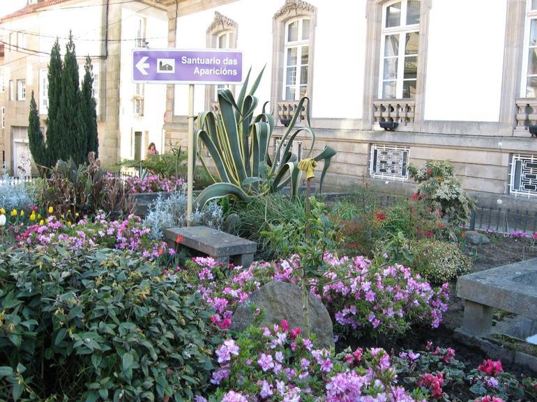 Garden - Santiago de Compostela
