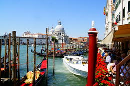 A view of the Grand Canal , stirosphoto - July 2014
