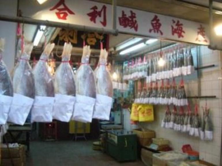 Hong Kong market - Hong Kong
