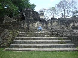I am in Tikal , grigol b - May 2014