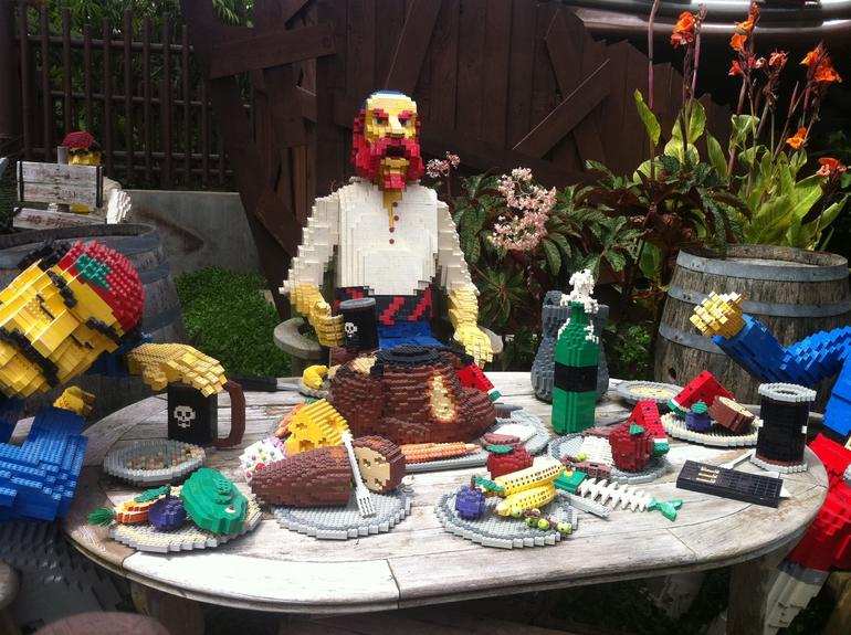 LEGO Thanksgiving Dinner - San Diego