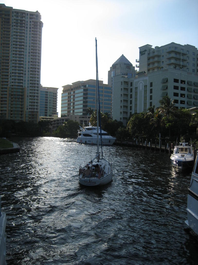 Lovely waterways... - Fort Lauderdale