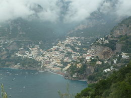 Misty October morning in Positano , julie.mullins1 - November 2015