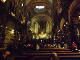 A visit inside the Royal Basilica. , dianahapp - December 2012