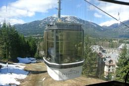 I don't have pictures of the food, but enjoy this view! everything about Whistler is just wonderful , Jackie F - May 2013