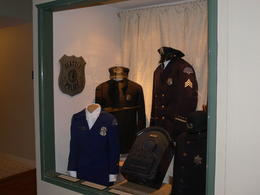 historic uniforms , Arlene S - December 2013