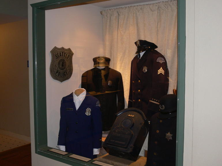 Police Museum - Seattle