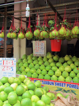 Pomelos for Mid Autunm Festival , fionatully - October 2015