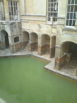 roman bath, Jeetendra S - September 2010
