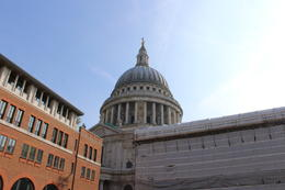 Saint Paul's Cathedral's famous dome , Brett S - December 2014