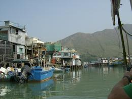 Fishing Village, I M - December 2010