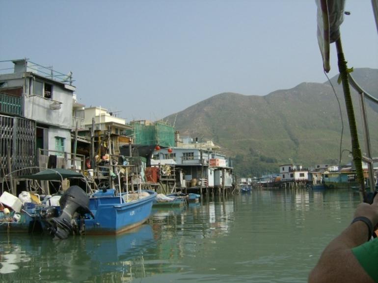 Tai O - Hong Kong