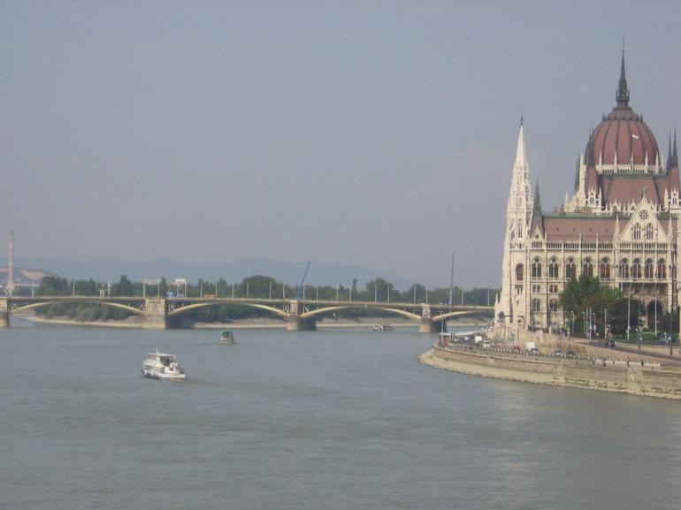 The Parliament Palace - Budapest