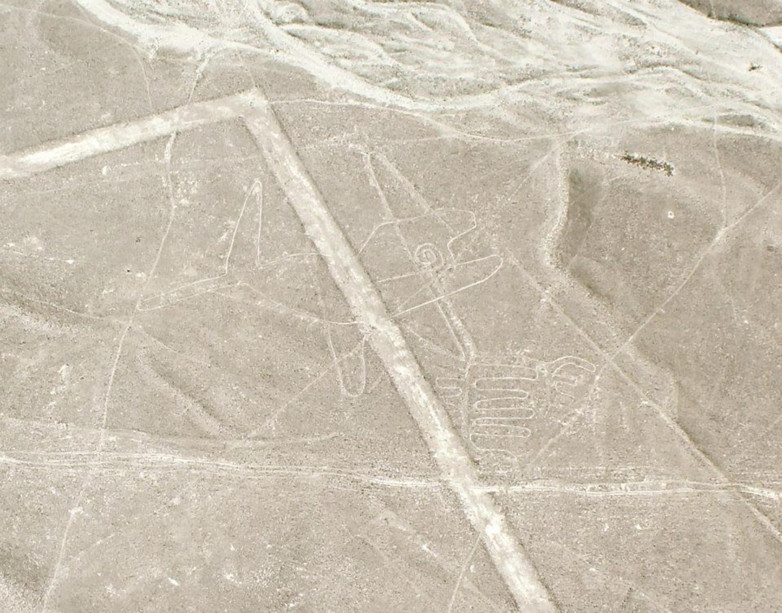 MAIS FOTOS, Excursão de dia inteiro nas Linhas de Nazca e Ilhas Ballestas