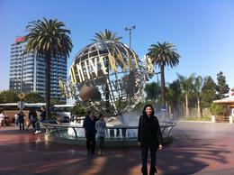 Universal Studios Hollywood, Blanca - July 2012
