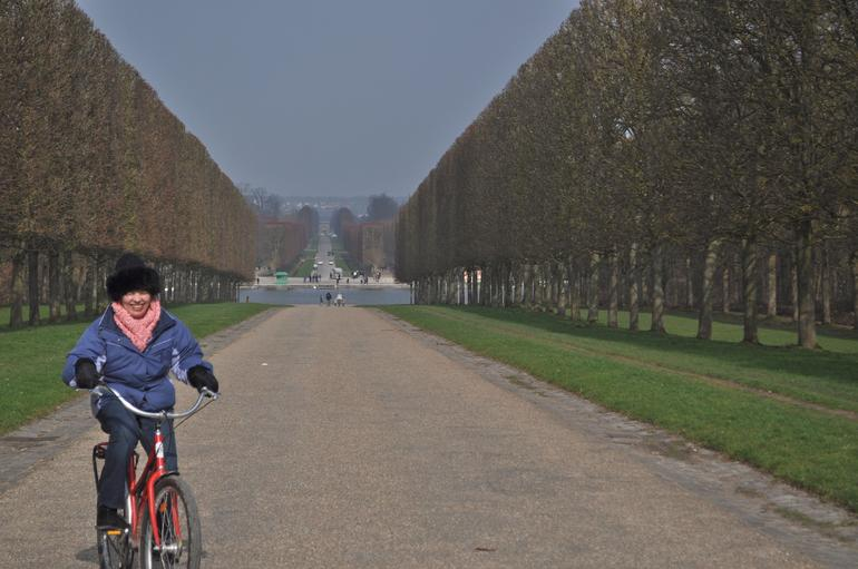 Versailles_Silvia_Bike_AfterWine - Paris
