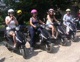 Aussie Girls just having fun in Tuscany, Amanda F - May 2010