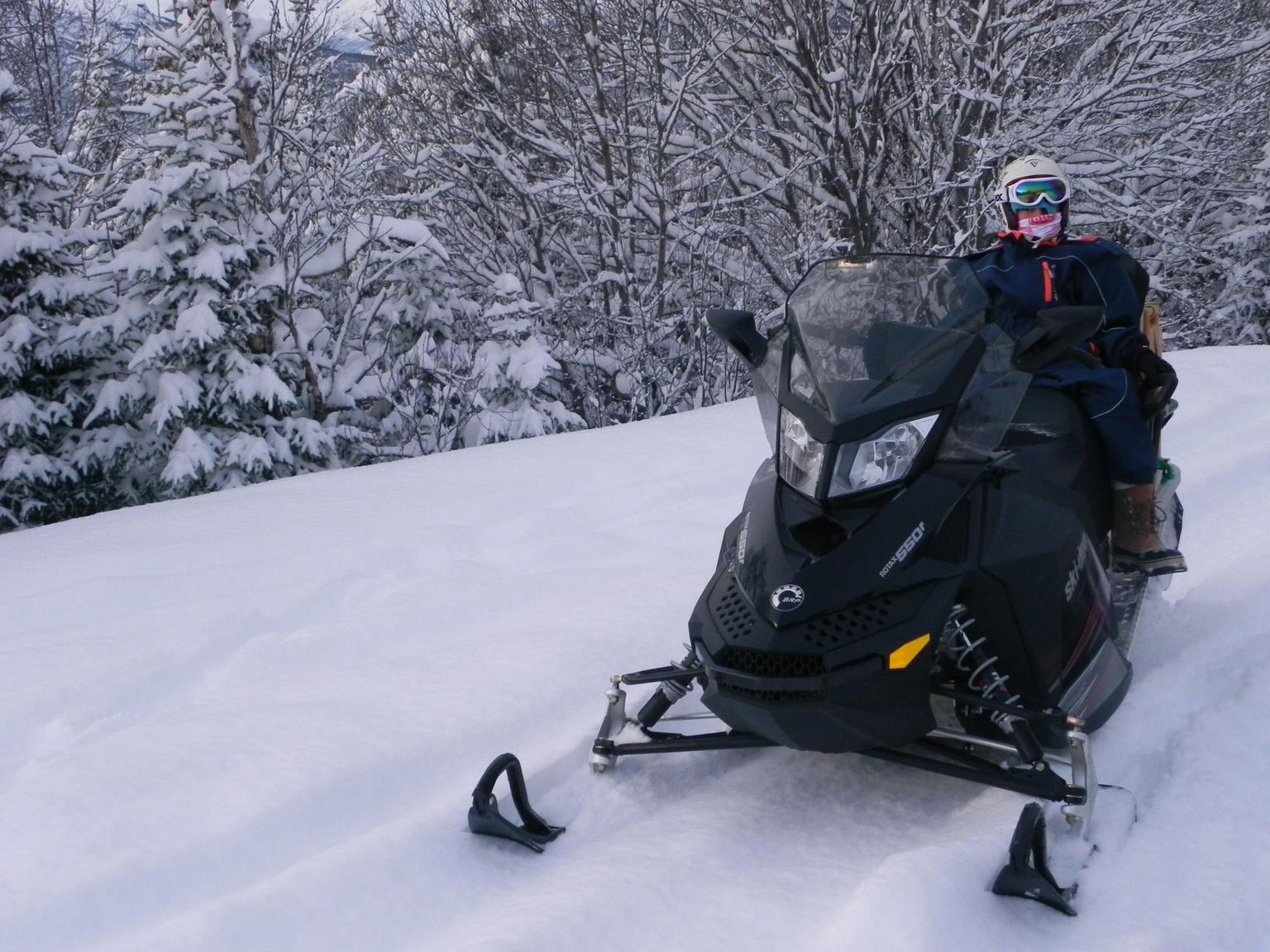 MÁS FOTOS, Lapland Lyngen Alps Snowmobile Safari from Tromso