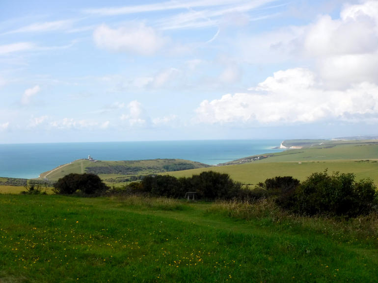 South Downs and Seven Sisters Full Day Experience from Brighton