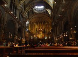 Monserrat Basilica , rallydocfiv5 - September 2017