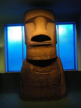 Au Museum de NYC , Grégory R - January 2011