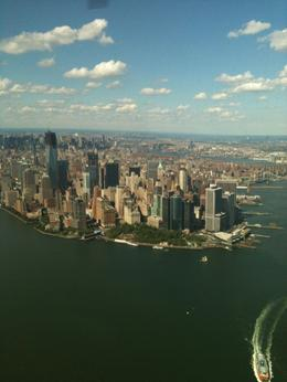 what a amazing view of the most iconic buildings , james m - July 2012