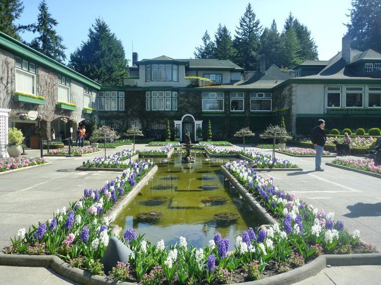 Butchart Gardens - Vancouver