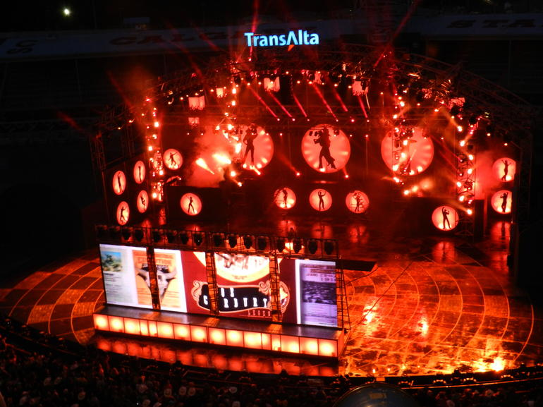Final Show - Calgary