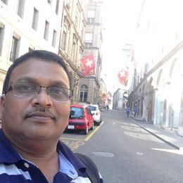 Geneva Old City walk in , Babul - August 2016