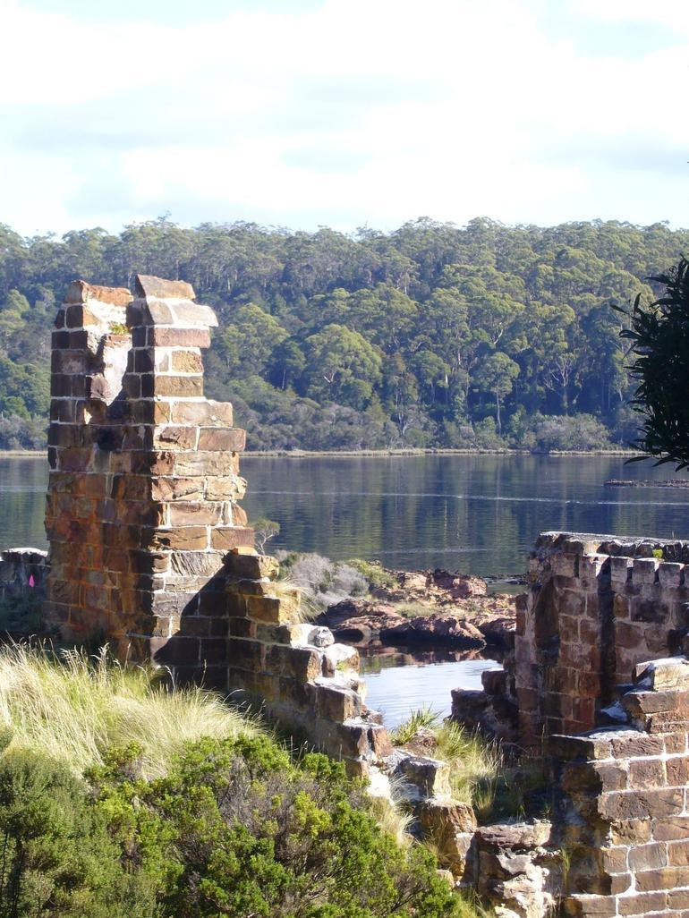 Gordon River Cruise, Sarah Island - Tasmania