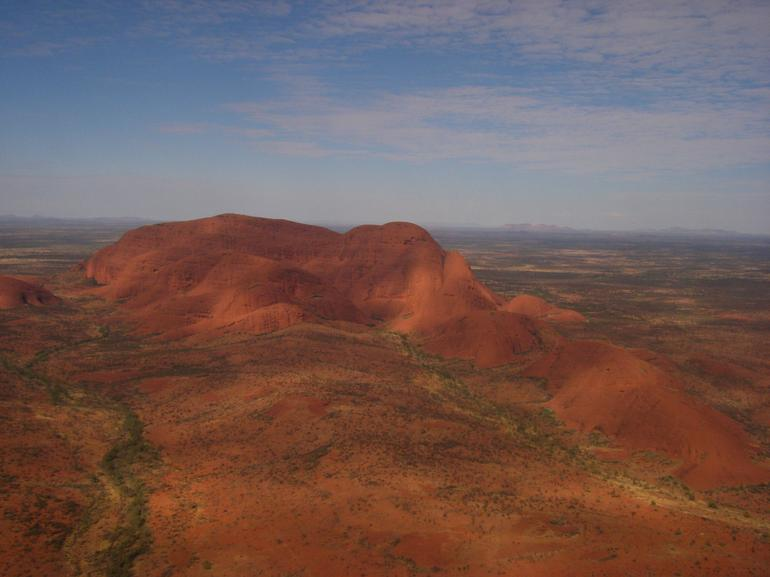 Kata Tjuta buy air - Ayers Rock