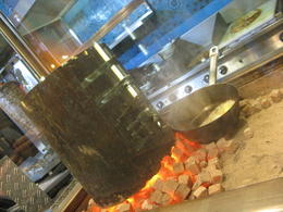 Doner Kebabs in action - October 2013
