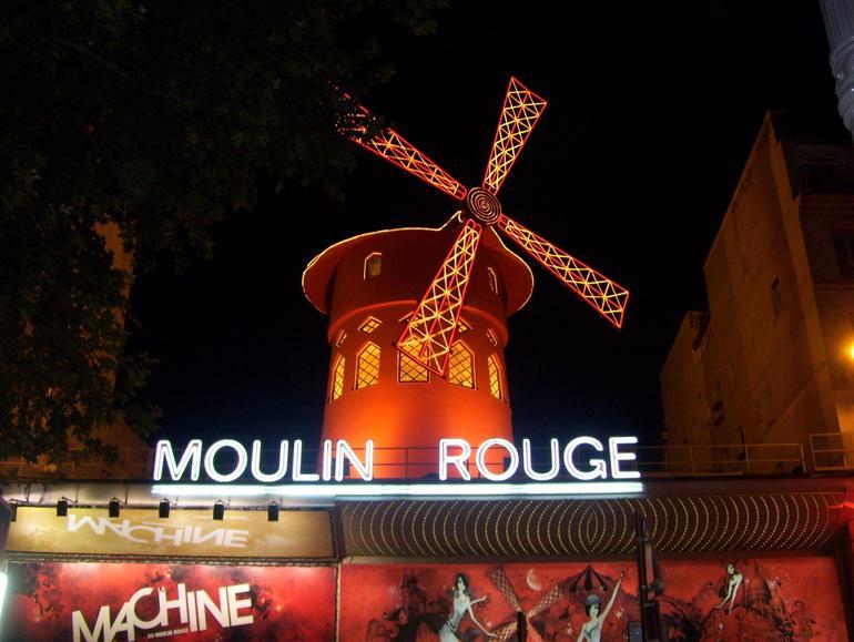 Moulin Rouge - Paris
