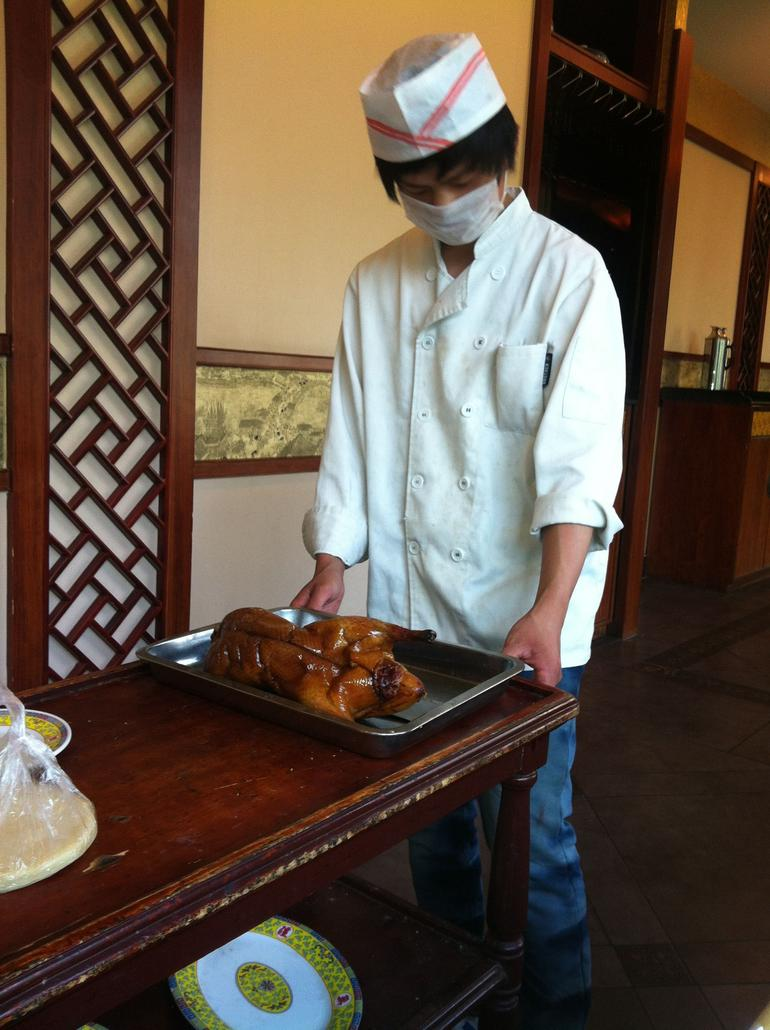 Peking Duck - Beijing