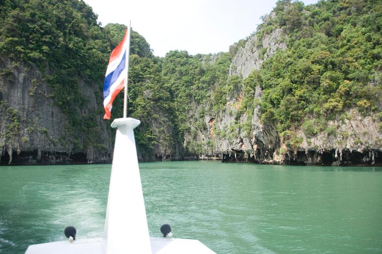 Photos from my tour of Phang Nga Bay - Phuket