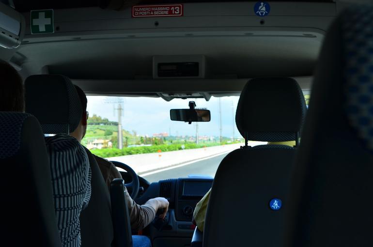 Shuttle Service - Rome