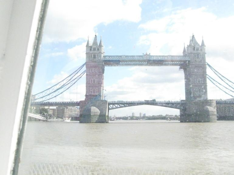 Thames cruise - London