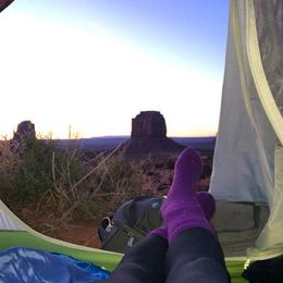 Waking Up in Monument Valley , internationalparty - May 2016