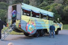 Duck Tour of Rotorua , Heather F - July 2017