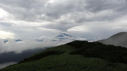 Mt Fuji View from Mt Komagatake observation point , Claudia-Elena T - August 2017