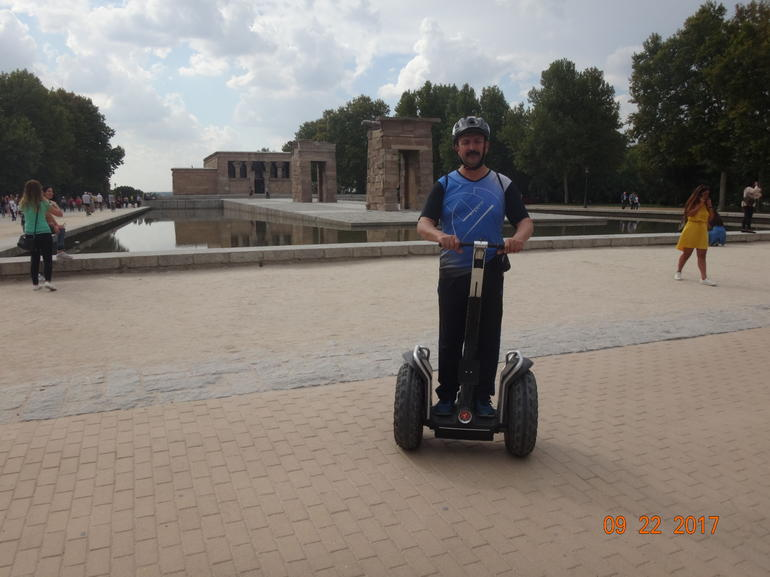 Madrid Segway Tour photo 12