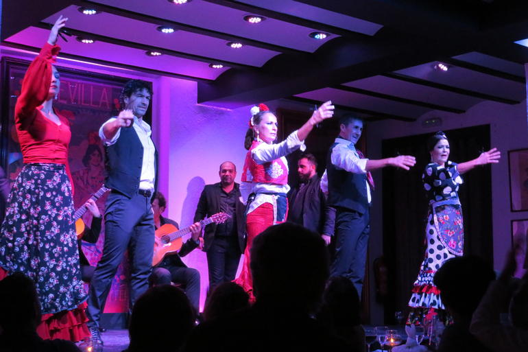 Skip the Line: Flamenco Show at Tablao Flamenco El Arenal in Seville Ticket photo 10