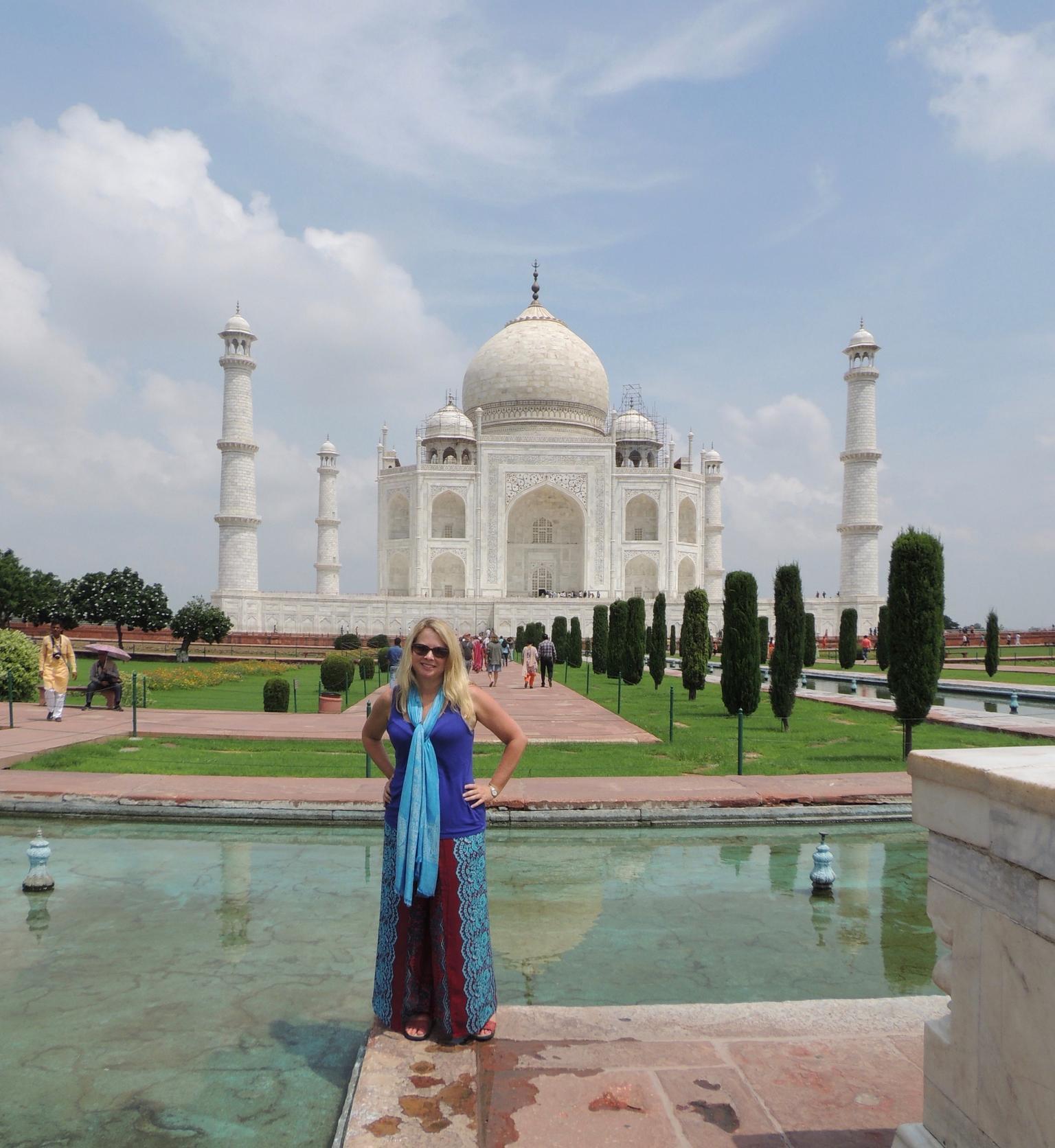 MÁS FOTOS, Excursión privada de un día al Taj Mahal en el tren expreso con almuerzo. Todo incluido