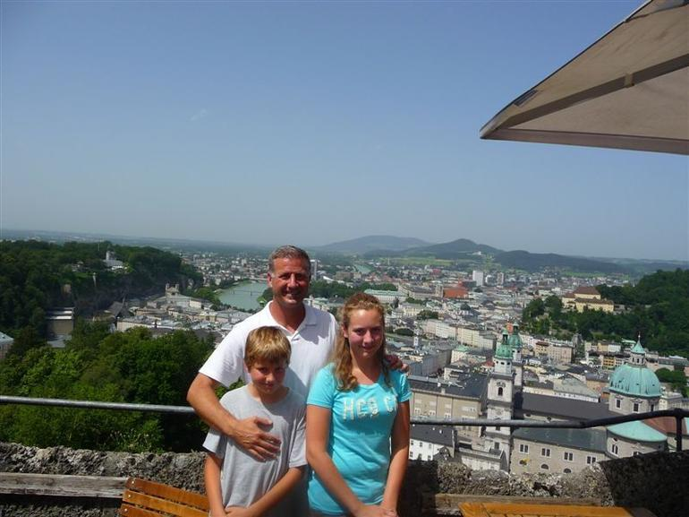 Atop Salzburg at Fortress Hohensalzburg! Day trip from Vienna - Vienna