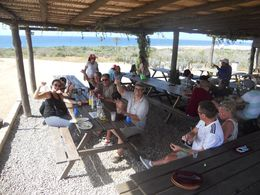 Ending with a delicious traditional lunch at the ranch and yes, Tequila tasting and history lesson , STEFANIE S - January 2016