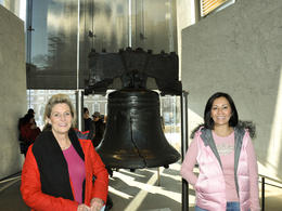 Liberty Bell phot op... priceless! , sancfab - April 2011