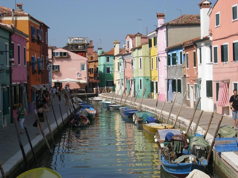 Burano Island near Venice - Venice